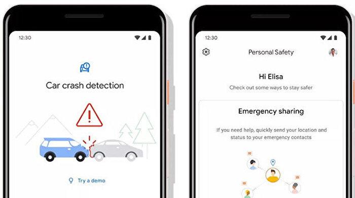 Google'ın yeni uygulaması trafik kazalarını algılıyor