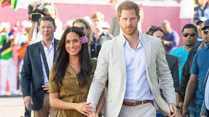 Prens Harry: Annem gibi eşimin de kurban olmasına izin vermeyeceğim!