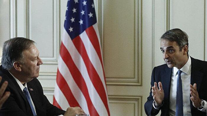 Yunanistan, ABD'ye Türkiye'yi şikayet etti