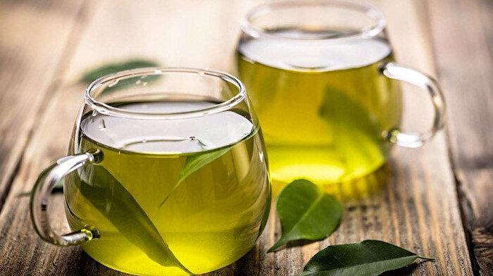 Her gün 1 bardak yeşil çay!