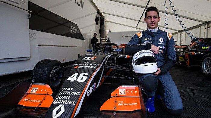 Türkiye'yi F1'de temsil etmek için yola çıktı: İyi şanslar Cem Bölükbaşı!