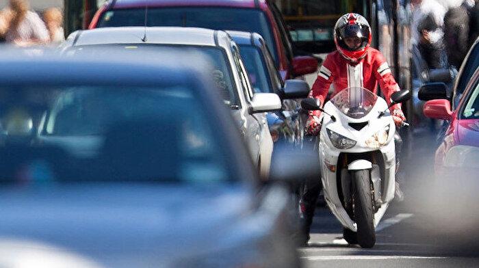 İstanbul trafiğinde 'makas' terörü devam ediyor