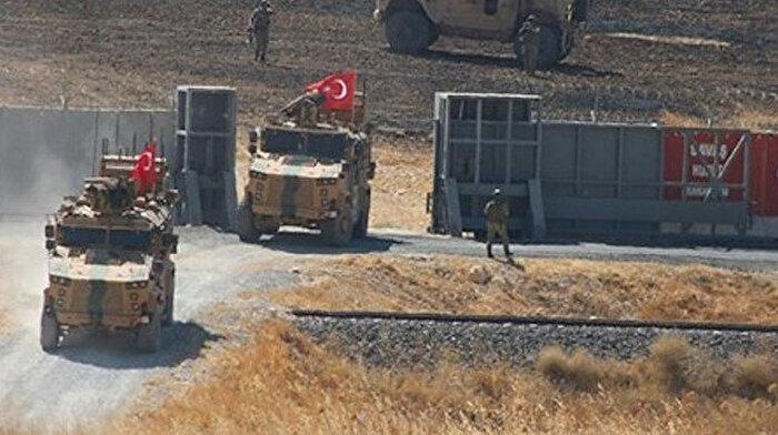 Barış Harekatı bölgesinden 'Mehter Marşı' yükseliyor