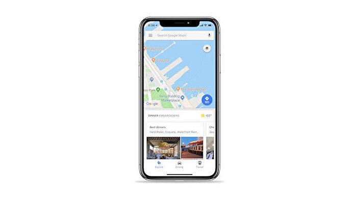 Google Haritalar yeni güncellemeyle görme engellilerin yön bulmasını kolaylaştırıyor