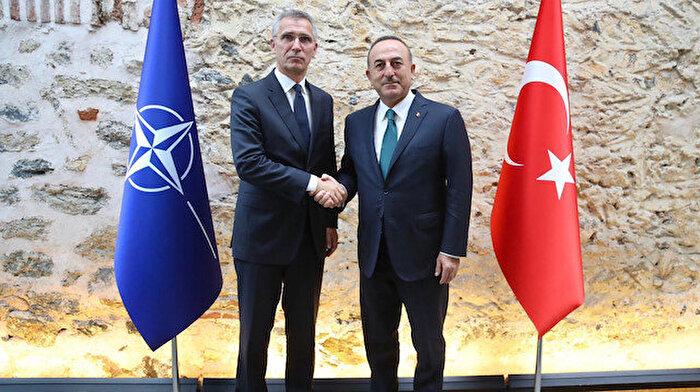 Çavuşoğlu'ndan NATO'ya net mesaj: Açık destek bekliyoruz