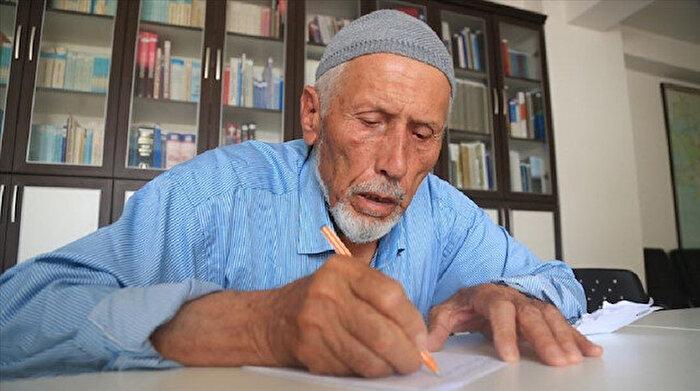 CİMER'e dilekçe yazdı: 'Beni de askere alın' deyip evini ve traktörünü bağışlamak istedi