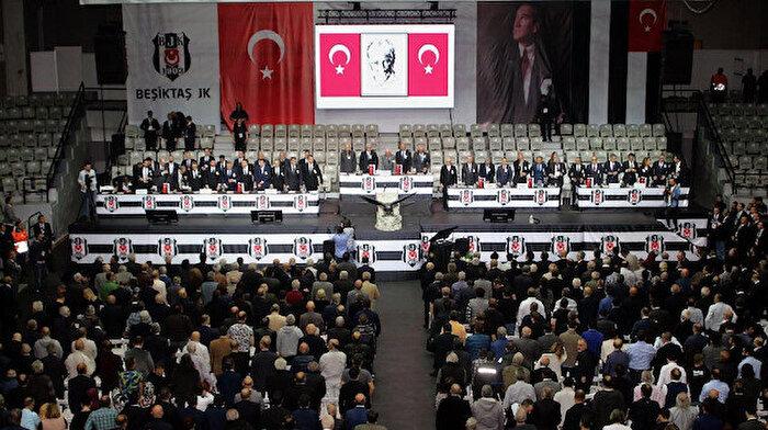 GZT Mercek: 'Beşiktaş'ta başkanlık yarışı kızıştı'