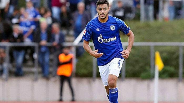 Schalke, asker selamı veren Ozan Kabak için kararını açıkladı