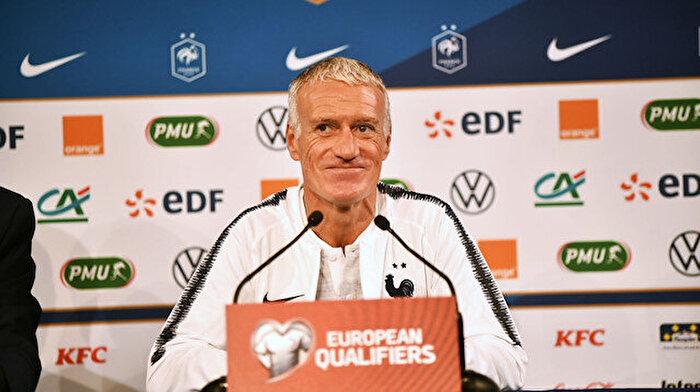 Fransız efsane Didier Deschamps 51 yaşında