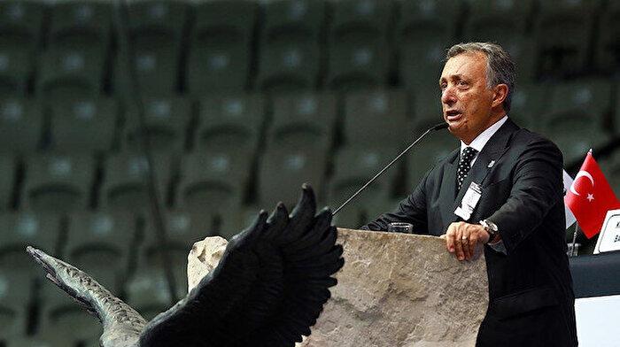 Beşiktaş'ın 34. başkanı Ahmet Nur Çebi oldu!