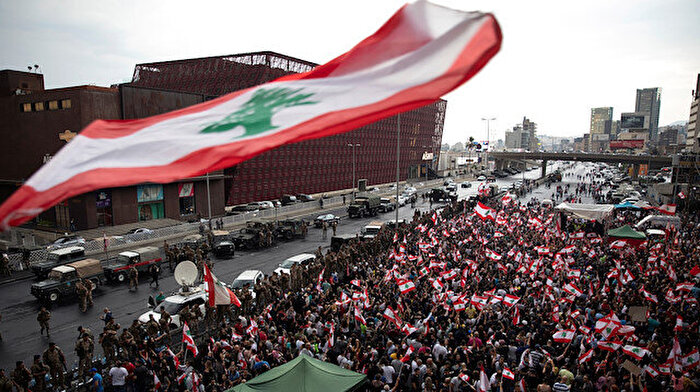 Lübnan halkının çığlığı Cumhurbaşkanı'na ulaştı