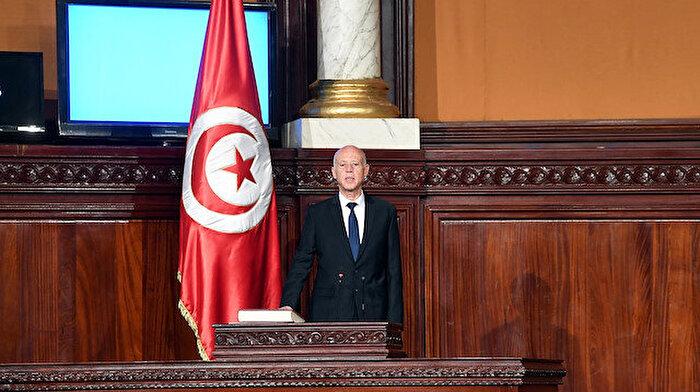 Filistin, her daim özgür Tunus'un vicdanındadır