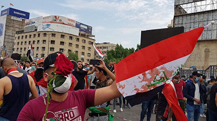 Irak'ta ikinci dalga: 2 ölü, yüzlerce yaralı