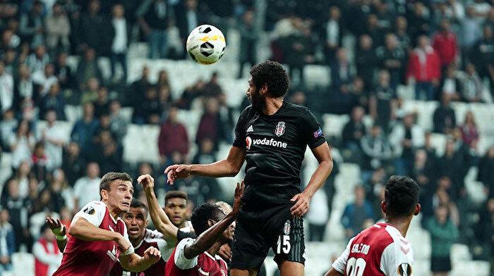 Ljajic penaltı kaçırdı, Beşiktaş kaybetti!