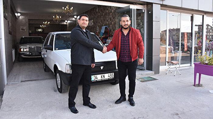 1994 model Şahin, piyasa değerinin 4 katına satıldı