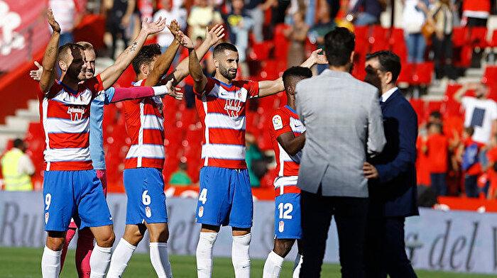 Granada 46 yıl sonra La Liga'da lider oldu