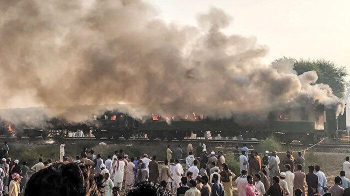 Tren yangınında ölenlerin çoğu Tebliğ Cemaati'nden