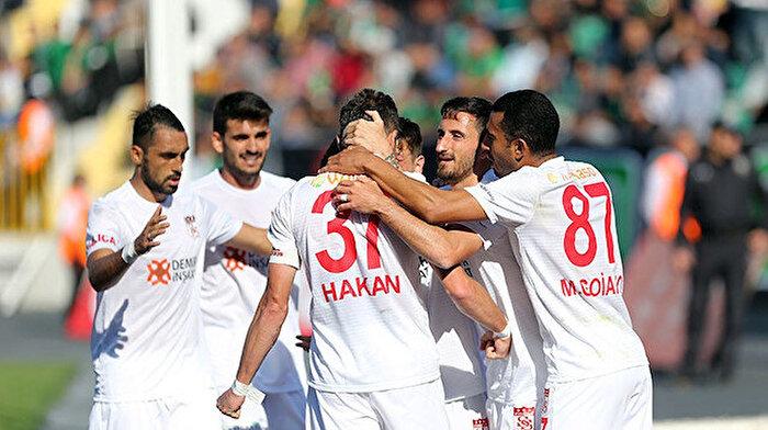 Sivasspor, Denizli deplasmanından 3 puanla döndü
