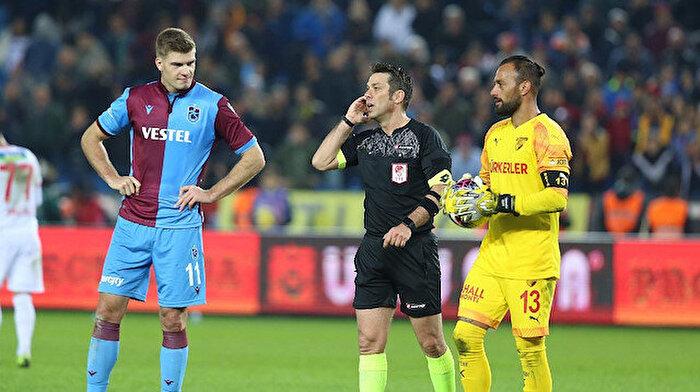 Trabzonspor'u Beto durdurdu!