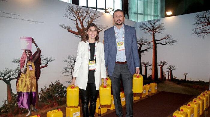 Hidayet Türkoğlu, #suiçinyürü etkinliğine katıldı