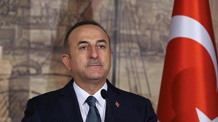Dışişleri Bakanı Çavuşoğlu: Suriye'nin zenginlikleri üzerinde kimsenin hakkı yoktur