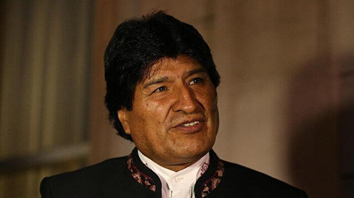 Bolivya devlet başkanı istifa etti