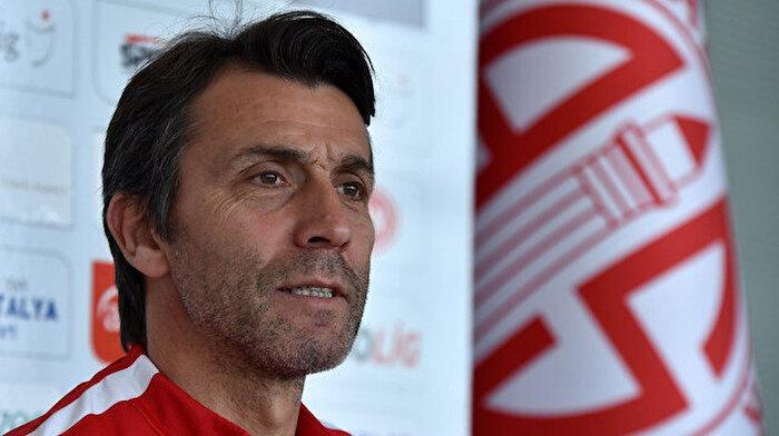 Antalyaspor'da Bülent Korkmaz dönemi bitti