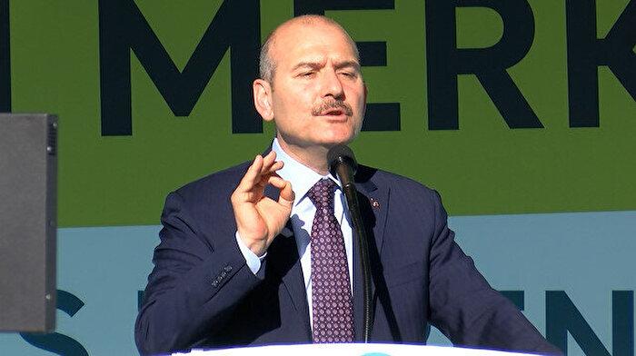 Bakan Soylu: DEAŞ'ın çok önemli bir adamını Suriye'de ele geçirdik
