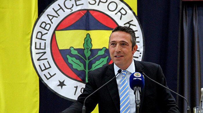 Fenerbahçe Kulübü Başkanı Ali Koç'tan şampiyonluk açıklaması