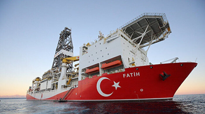 Fatih'in yeni görevi: Karpaz Burnu'nun güneyinde başladı