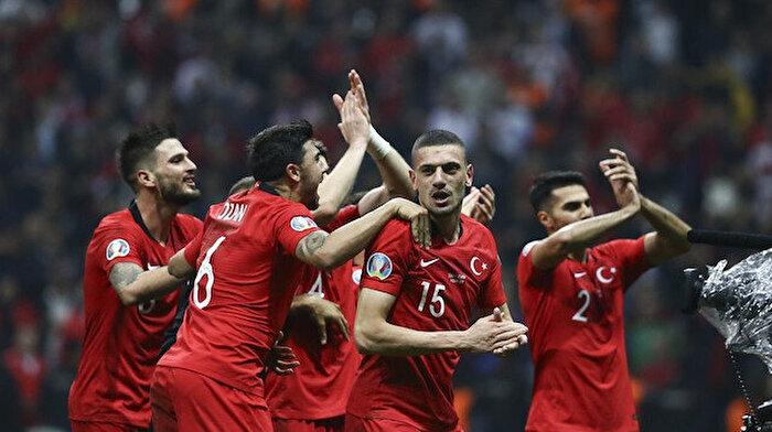 A Milli Futbol Takımı'nın aday kadrosunda değişiklik yapıldı