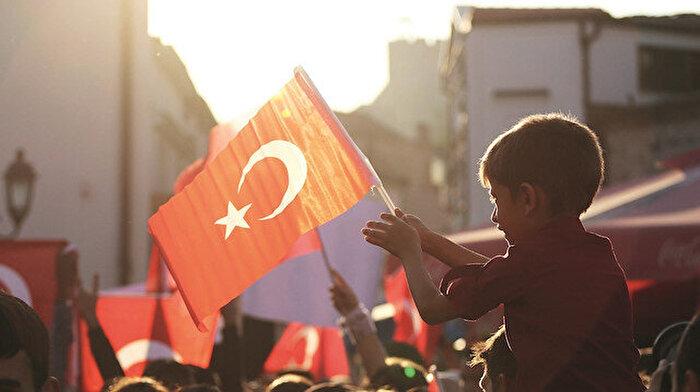 Bizi Türkiye sevdamızla sınamasınlar