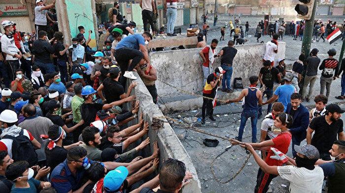 Irak'ta tansiyon günden güne yükseliyor