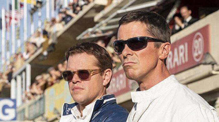 Matt Damon ve Christian Bale bir arada: Asfaltın Kralları