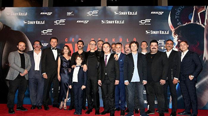Cep Herkülü: Naim Süleymanoğlu filminin galası yapıldı: Yarın vizyona giriyor