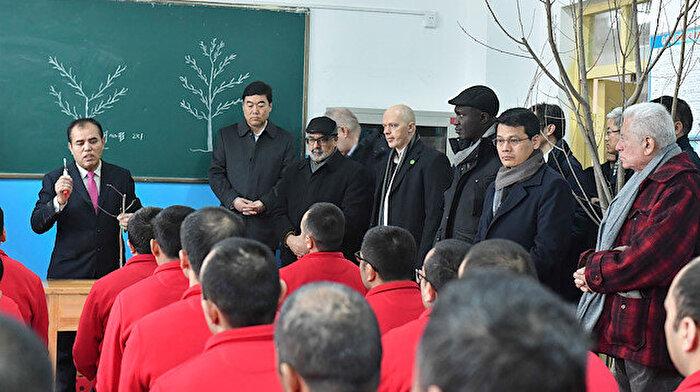 Çin'in gizli belgeleri: Cezaları ve disiplini artırın