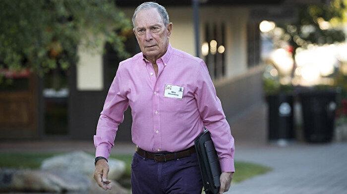 ABD'li medya milyarderi Bloomberg, başkanlık yarışına girdi