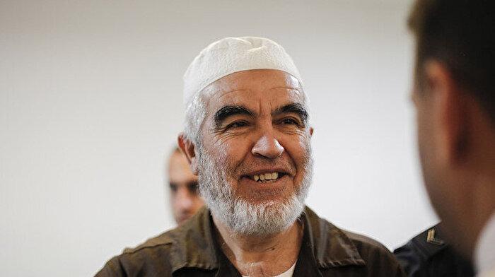 Filistin Hareketi lideri Salah'a mahkumiyet