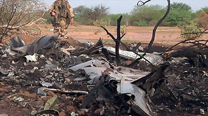 Mali'de iki helikopter çarpıştı: 13 Fransız askeri öldü
