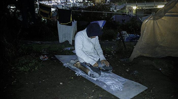 Moria kampındaki son durum endişeleri artırdı