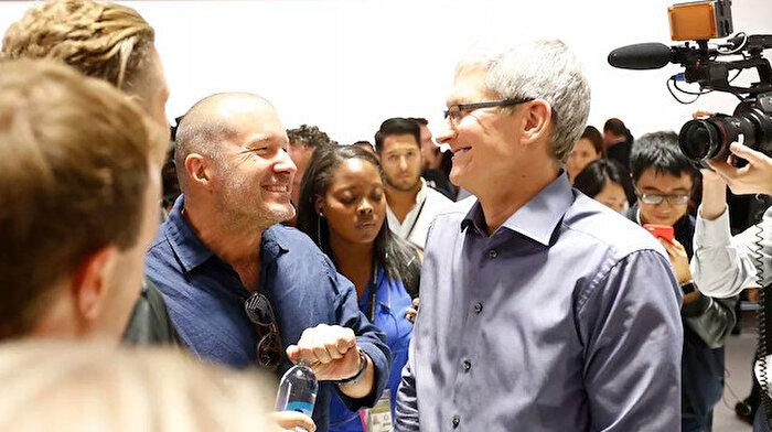 Apple Baş Tasarımcısı Jony Ive resmen görevden ayrıldı