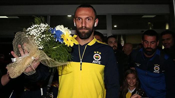 Tedavisi tamamlanan Vedat Muric Göztepe maçının kadrosuna alındı