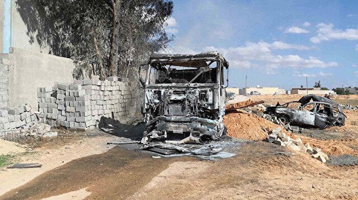 ABD ile Rusya kozlarını Libya'da paylaşıyor