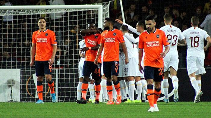 Başakşehir'in gruptan çıkma umudu son maça kaldı