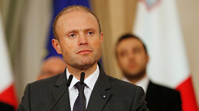 Malta Başbakanı Muscat istifa edeceğini açıkladı