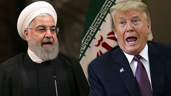 Ruhani'den yaptırım açıklaması: Trump sürekli özel mesaj gönderiyor