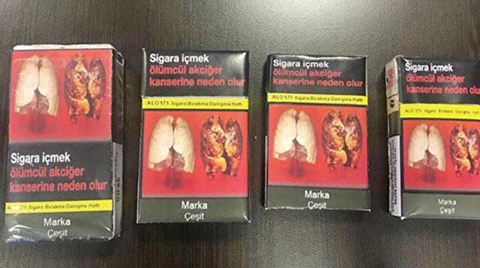 Uygulama başladı: Tek tip sigara paketleri piyasaya dağıtıldı