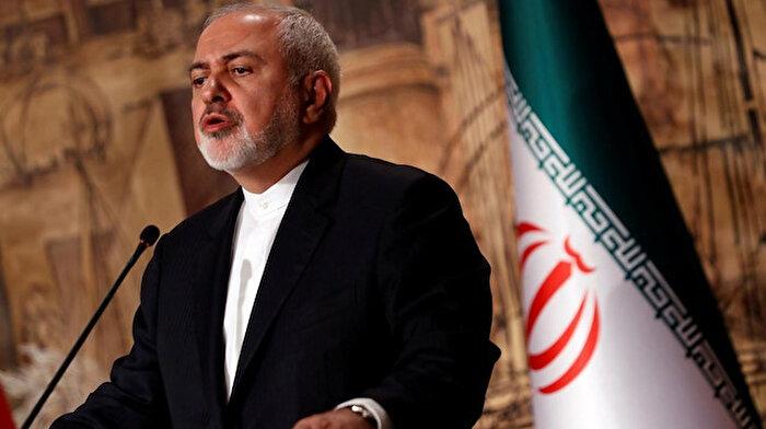 İran Dışişleri Bakanı Zarif, 'istifa etti' iddialarına cevap verdi
