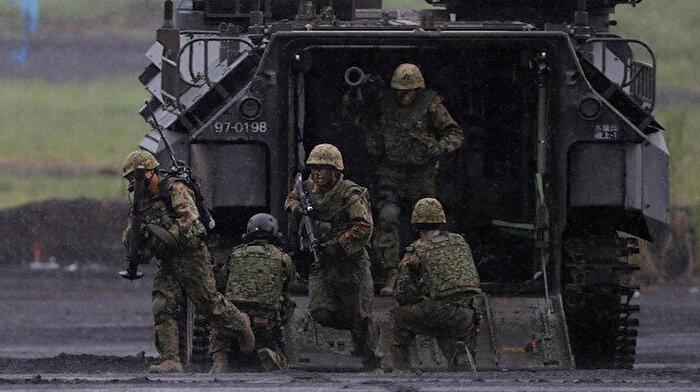 Japonya'dan 'Ortadoğu' kararı: 270 asker gönderecek