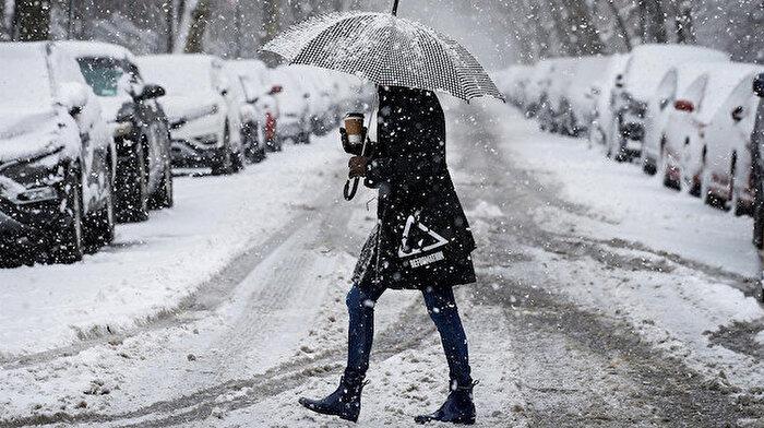 Hava üşütüyor: Meteoroloji'den kar ve yağış uyarısı